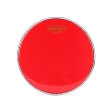 Evans Hydraulic Red Drum Head 6""