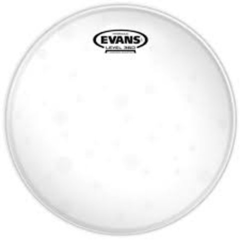 Evans Hydraulic Glass Drum Head 6""