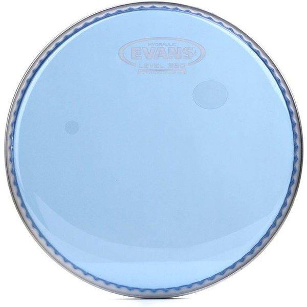 "Evans Evans Hydraulic Blue Drum Head 8"""
