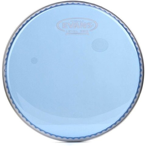 Evans Hydraulic Blue Drum Head 18""