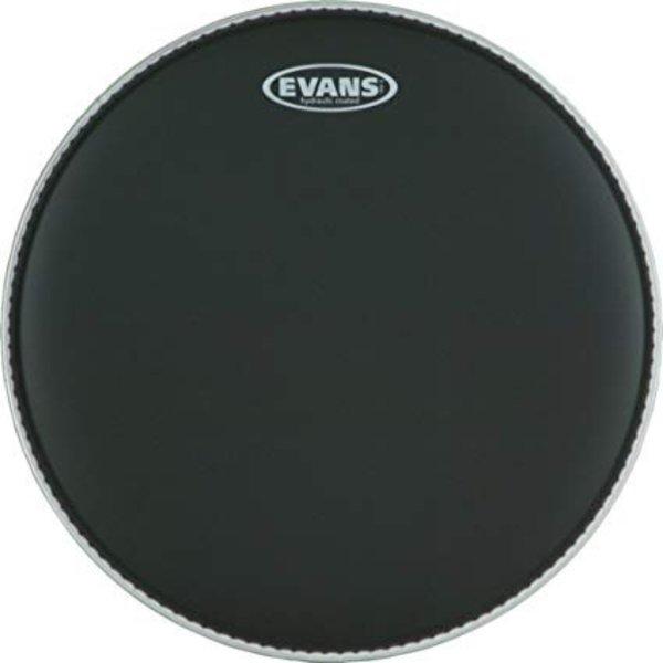 "Evans Evans Hydraulic Black Drum Head 8"""