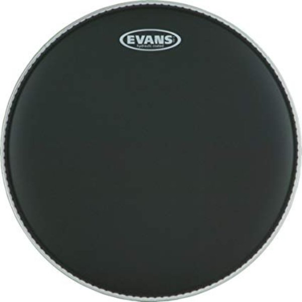 Evans Evans Hydraulic Black Drum Head 6""