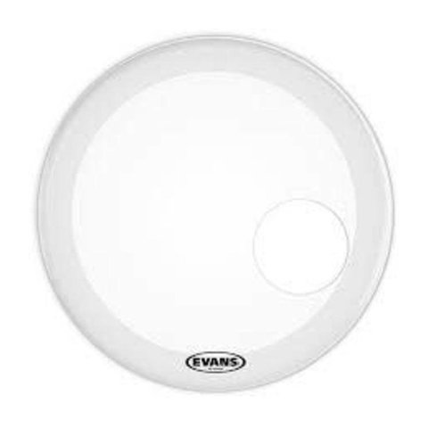 Evans EQ3 Frosted Bass Drum Head 22""