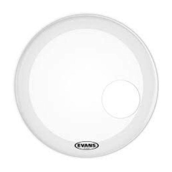 Evans Evans EQ3 Frosted Bass Drum Head 20""