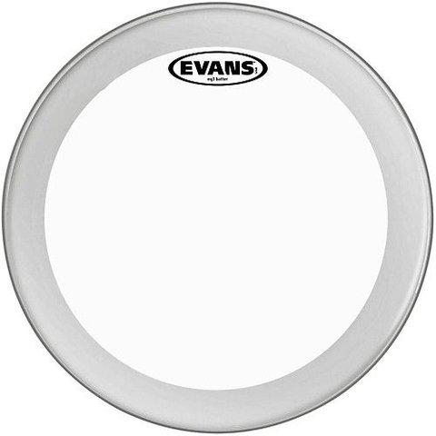 """Evans EQ3 Clear Bass Drum Head 18"""""""