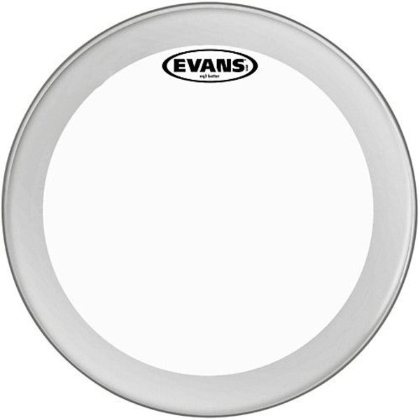 """Evans Evans EQ3 Clear Bass Drum Head 18"""""""