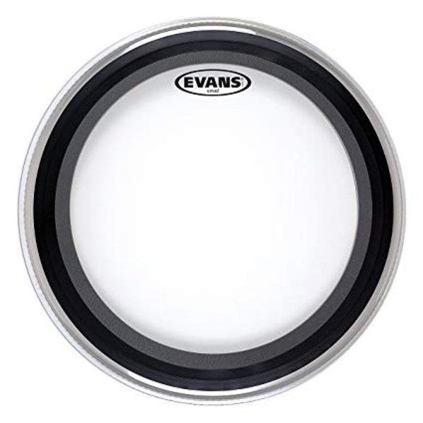 "Evans Evans EMAD Heavyweight Clear Bass Drum Head 26"""