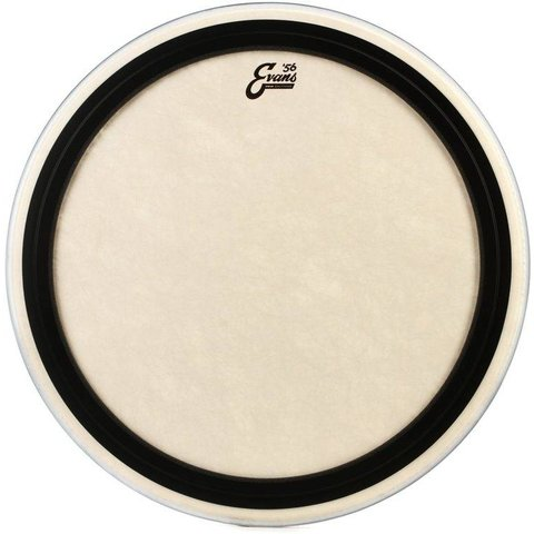 Evans EMAD Calftone Bass Drum Head 20""