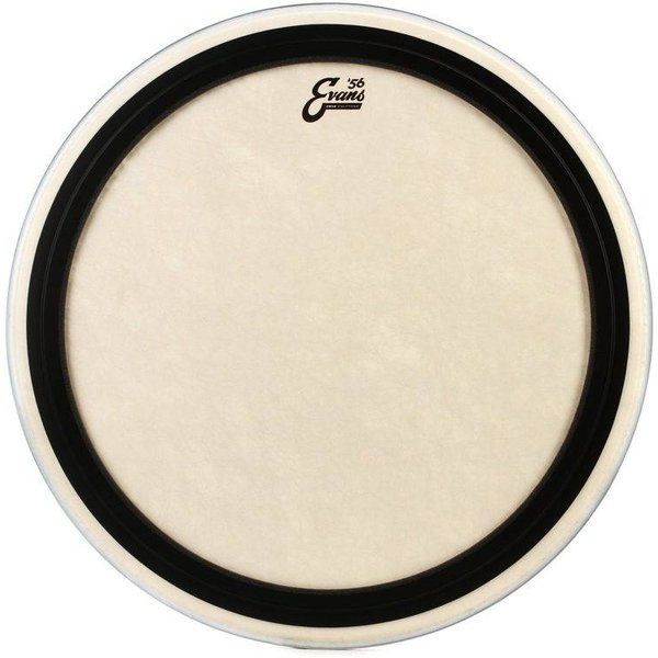 Evans Evans EMAD Calftone Bass Drum Head 18""