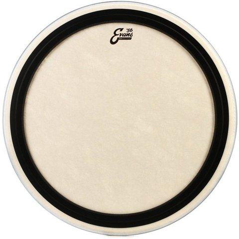 "Evans EMAD Calftone Bass Drum Head 16"""