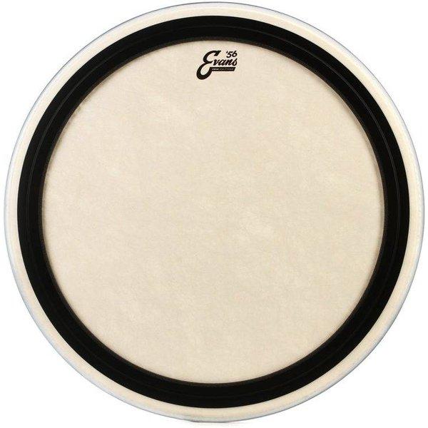 "Evans Evans EMAD Calftone Bass Drum Head 16"""