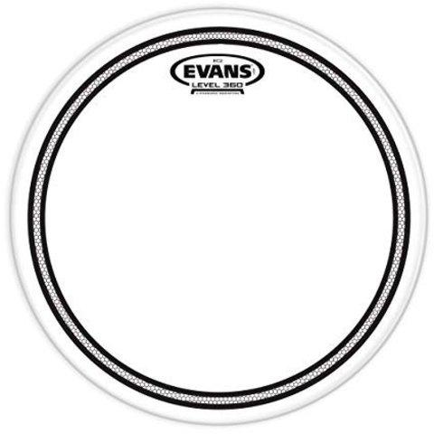 """Evans EC2 Clear Drum Head 6"""""""