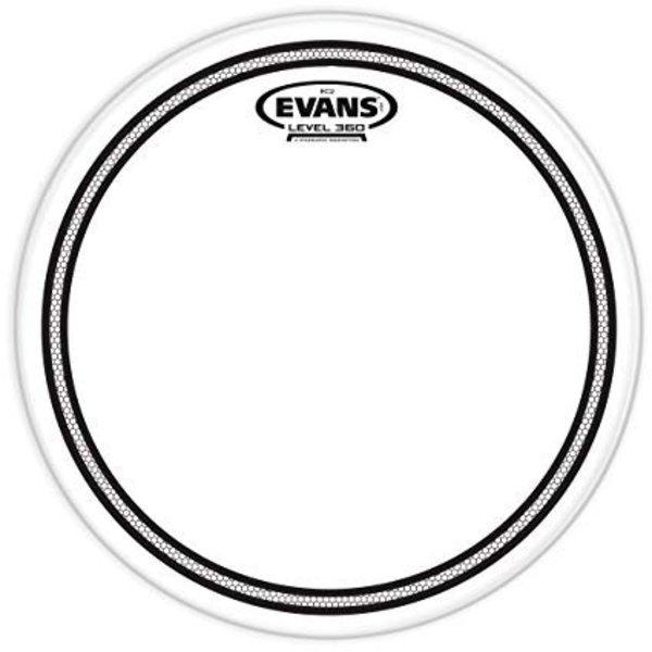 """Evans Evans EC2 Clear Drum Head 18"""""""