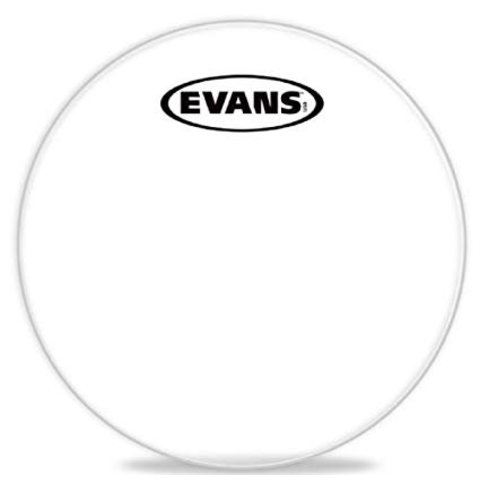 """Evans Corps Clear Marching Tenor Drum Head 12"""""""
