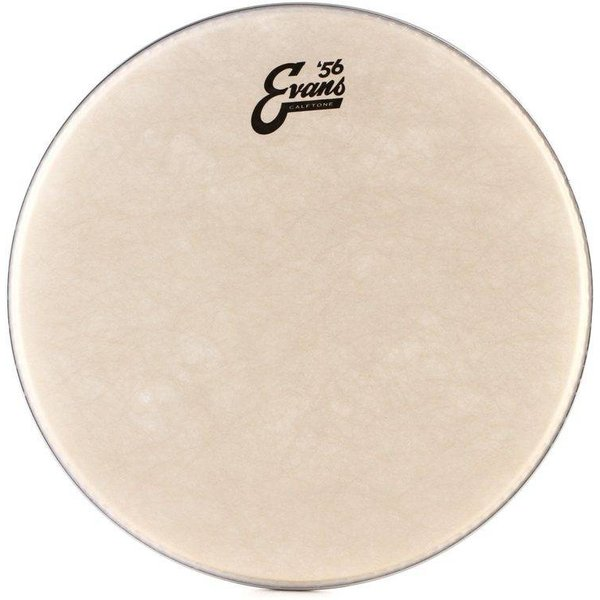 "Evans Evans Calftone Drum Head 14"""