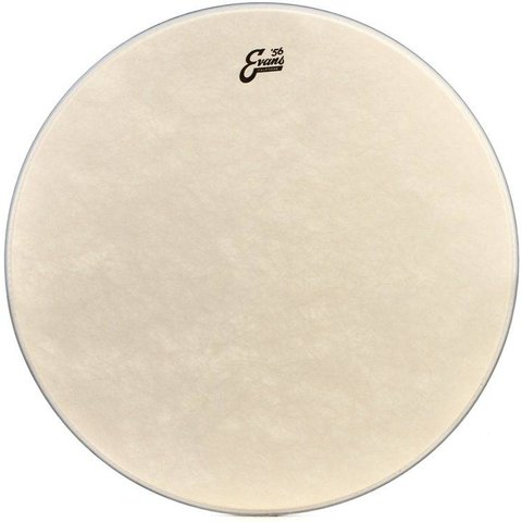 Evans Calftone Bass Drum Head 20""
