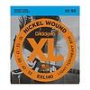 D'Addario EXL125-3D Nickel Wound Electric Guitar Strings, Super Light Top/Regular Bottom, 9-42, 3 Sets