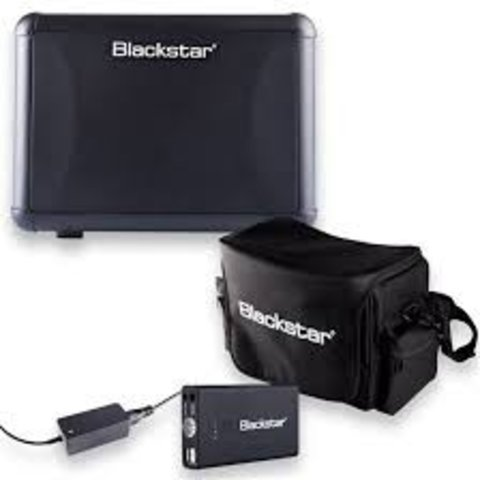 Blackstar Super FLY Pack W/Extension Cab, PSU & Gig Bag