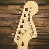 Fender American Performer Strat HSS, Maple Fingerboard, Satin Surf Green