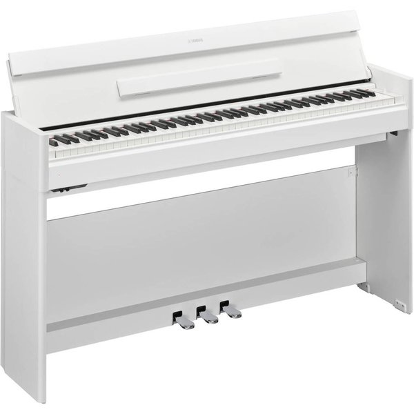 Yamaha Yamaha Arius YDP-S54 88-Key Digital Console Piano (White Walnut)