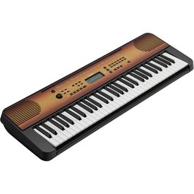Yamaha Yamaha PSR-E360MA Portable Keyboard (Mahogany Wood)