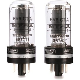 Mesa/Boogie Mesa Boogie 6V6 STR 417 Power Tubes, Matched Duet