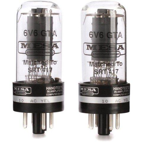 Mesa Boogie 6V6 STR 417 Power Tubes, Matched Duet