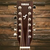 Yamaha FG820-12 Natural Folk Guitar Solid Top 12-String S/N HOX181382
