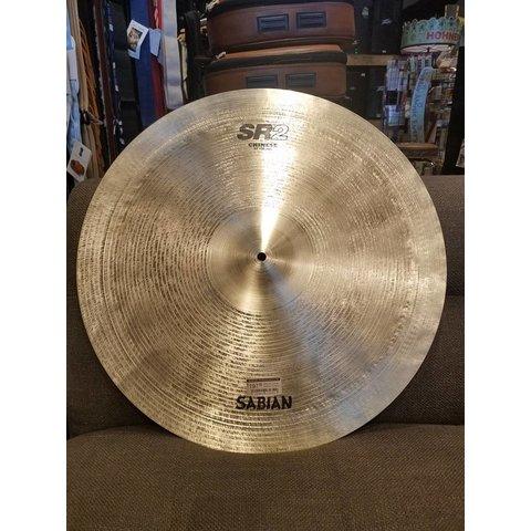 "22"" Sabian SR2 China Cymbal"