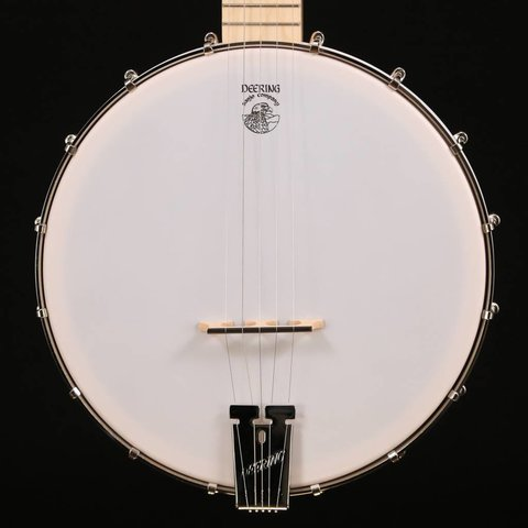 Deering Goodtime Open Back Banjo