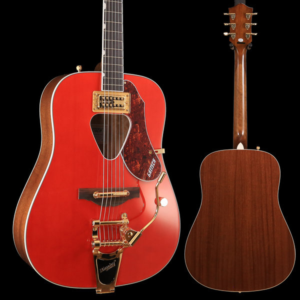 Gretsch Guitars Gretsch G5034TFT Rancher, Fideli-Tron Pickup, Bigsby Tailpiece, Savannah Sunset