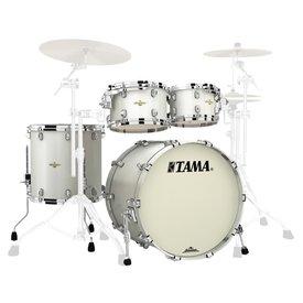 TAMA TAMA Starclassic Maple 4-piece shell pack Snow White Pearl