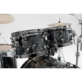 TAMA TAMA Starclassic Maple 4-piece shell pack Charcoal Swirl