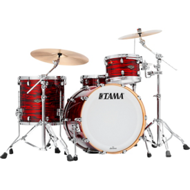 TAMA TAMA Starclassic Maple 3-piece shell pack Red Oyster