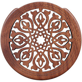 Harris Teller Lute LH15MA Maple Hole Cover