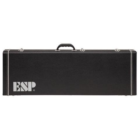 ESP Standard Hardshell Left-Handed Electric Guitar Case Black