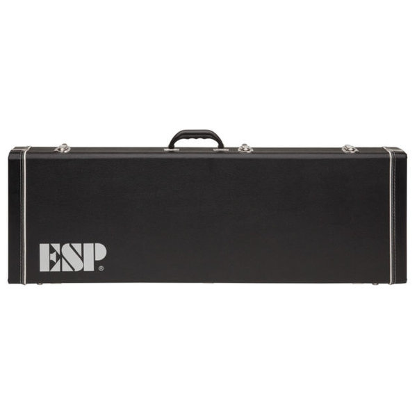 ESP ESP Standard Hardshell Left-Handed Electric Guitar Case Black