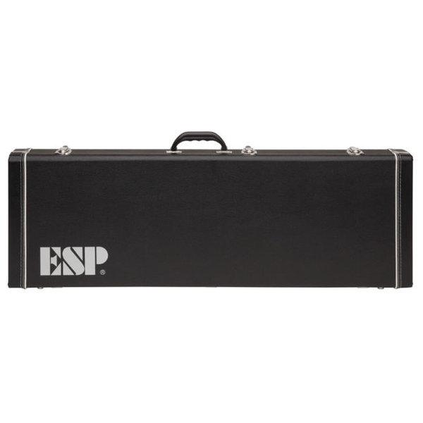ESP ESP Standard Hardshell Left-Handed Electric Guitar Case Black