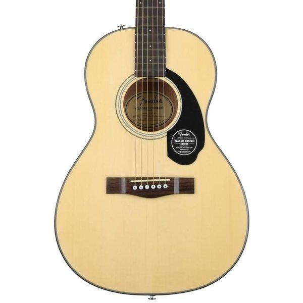 Fender Fender CP-60S Parlor, Walnut Fingerboard, Natural