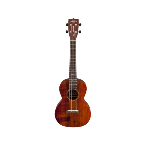 Gretsch G9120-SK Tenor Koa Ukulele with Gig Bag, Solid Koa, Open Pore, Semi-Gloss Finish