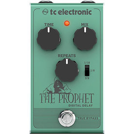 TC Electronics TC Electronic The Prophet Reverb / Delay
