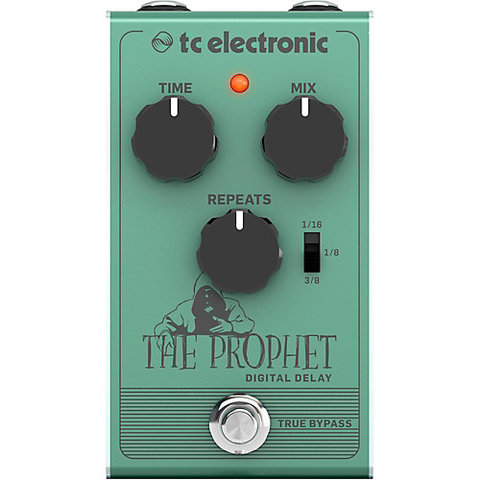 TC Electronic The Prophet Reverb / Delay