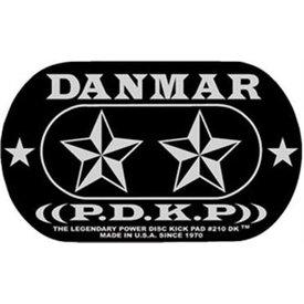 Danmar Danmar 210DK Iron Cross Double Bass Drum Pad