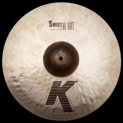 """14"""" K Zildjian Sweet HiHat Top"""