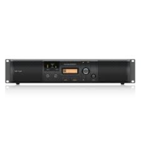 Behringer Behringer NX6000D Power Amplifier with DSP