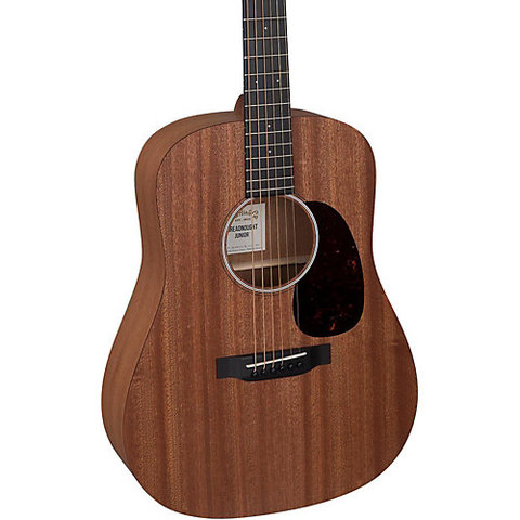 Martin D Jr 2A Sapele Junior w/ Deluxe Bag