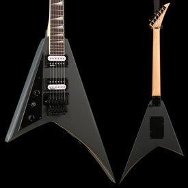 Jackson Jackson JS32L Rhoads Left Handed, Floyd Rose, Electric Guitar - Satin Gray - Used