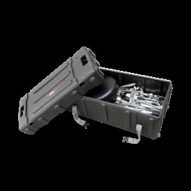 """SKB SKB DH3315W Hardware Case w/ Wheels, 33""""x15"""""""
