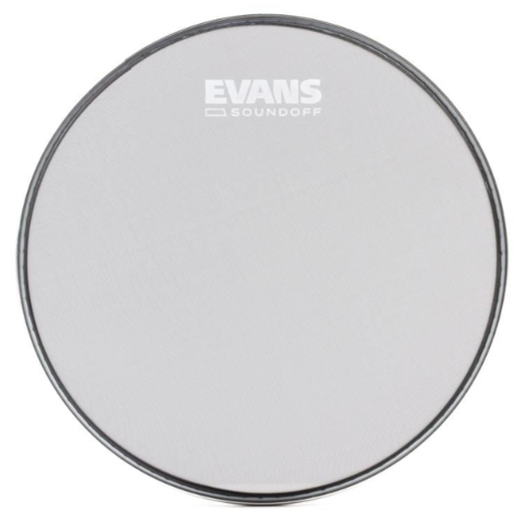 """SoundOff by Evans Drumhead - 12"""""""