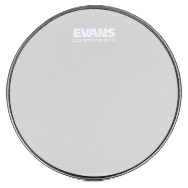 """Evans SoundOff by Evans Bass Drumhead - 22"""""""